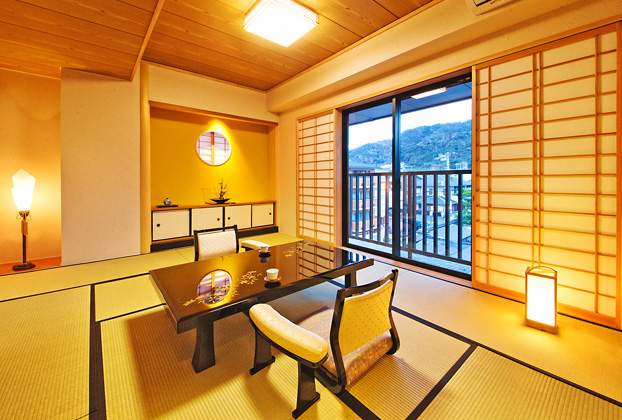Japanese room 39 (maximum 3 persons) / Standard guest room